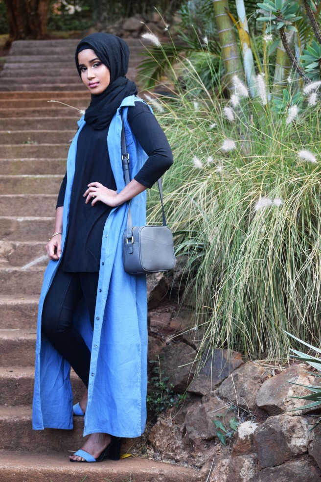 Long-Denim-Sleeveless-Coat-Kimono-Hijabi-2
